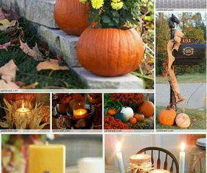 candles, season, and centerpiece image