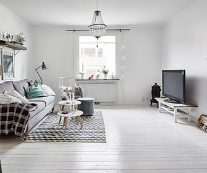home decorating, interior, and living room image