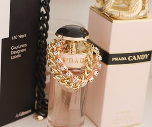 perfume, Prada, and luxury image