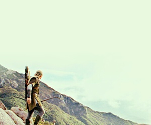 elf, Legolas, and lord of the rings image