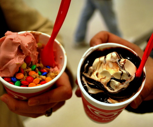 sweets and ice cram image