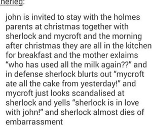 john, sherlock, and mycroft image