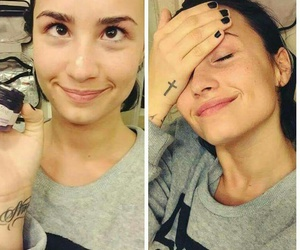 beauty, cutest, and demi image