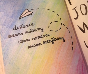 wreck this journal, colors, and distance image