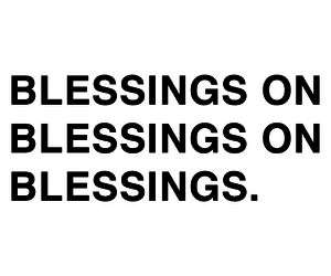 big sean, blessed, and quotes image