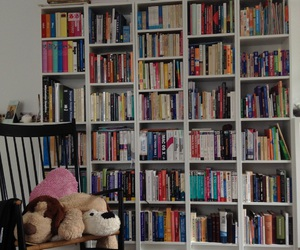 books and house image