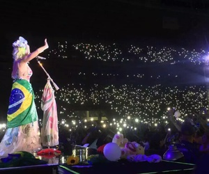 brazil, katy perry, and prismatic image