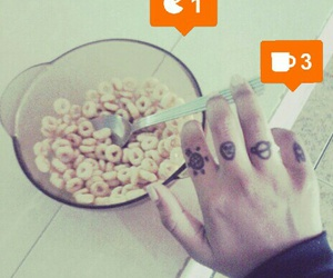awesome, breakfast, and cereal image