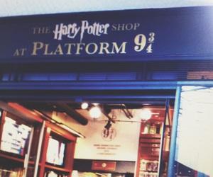 hp, london, and magic image