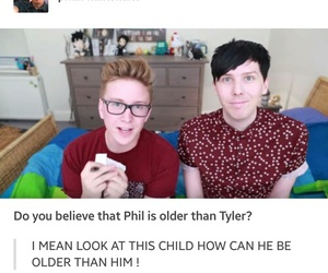 tyler oakley and phan image