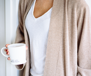 coffee, morning, and fashion image