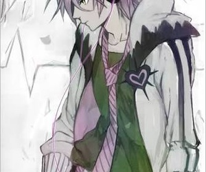 boy, anime, and vocaloid image