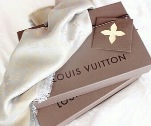 girl, shop, and Louis Vuitton image