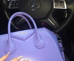 bag, Givenchy, and nails image