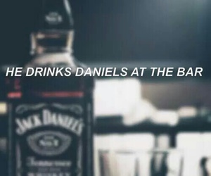 alcohol, Lyrics, and song image