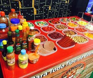 ️dulces and mesa de snack image
