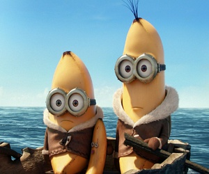minions and banana image
