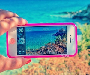 beach, cool, and ocean image