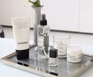 chanel, white, and candle image