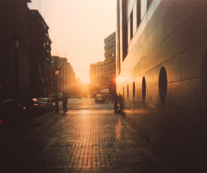 sun, photography, and street image