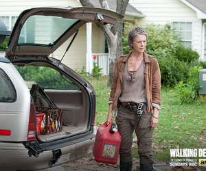the walking dead, twd, and carol peletier image