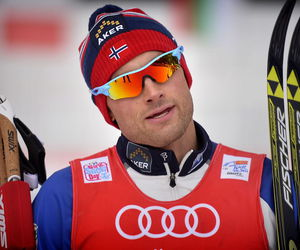 norwegian, petter northug, and cross-country skiing image