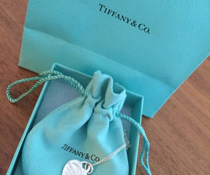 heart, necklace, and tiffany & co image