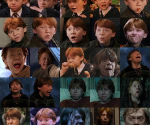 faces, ginger, and rupert grint image