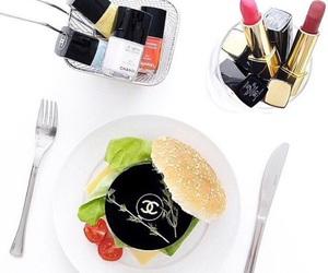 chanel, food, and luxury image