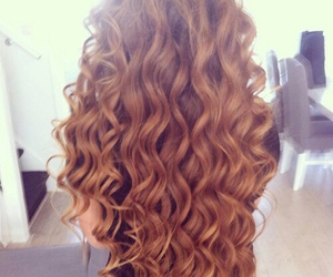 curly, curly hair, and good hair image