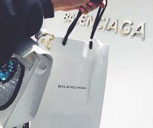 Balenciaga, fashion, and luxury image