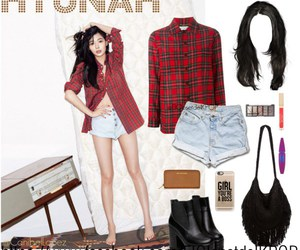 fashion, kpop, and outfit image