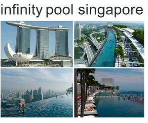 Dream, infinity pool, and OMG image
