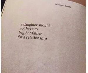 father, daughter, and quotes image