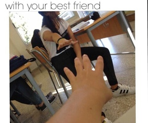 bff, i miss you, and lol image