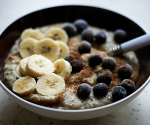 banana, breakfast, and food image