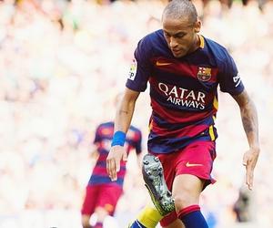 Barca, Barcelona, and neymar image