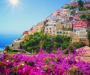 italy and pink image