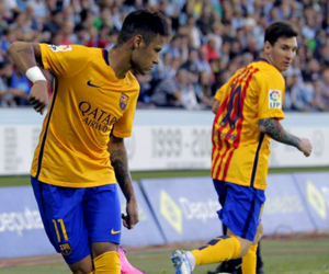 leo messi, lionel messi, and neymar jr image
