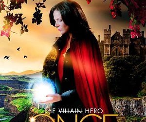 once upon a time, regina mills, and tv series image
