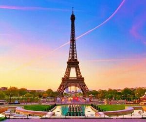 paris, love, and city image