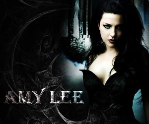 amy lee, evanescence, and singer image