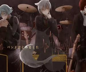 anime, mizuki, and kurama image