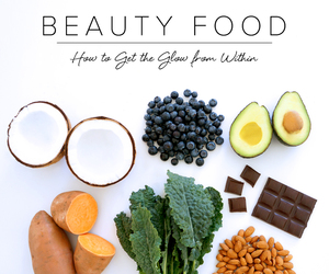 beauty, food, and health image