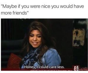 funny, kourtney kardashian, and friends image
