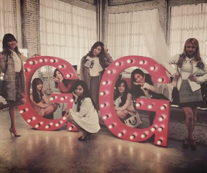 snsd, gg, and tiffany image