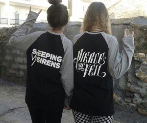sleeping with sirens, pierce the veil, and ptv image