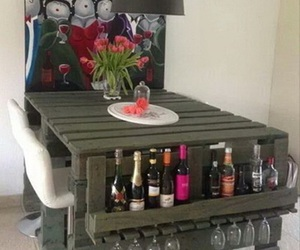 projects, diy, and pallets image