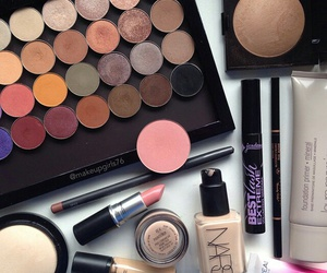 cosmetics, luxury, and make up image
