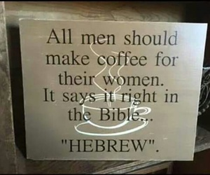 bible, make, and sign image